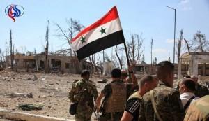 الجيش السوري يحكم سيطرته على السخنة آخر معاقل داعش بحمص